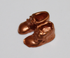 Babyschuhe, bronce